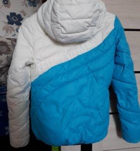 Куртка зима,холодная осень.