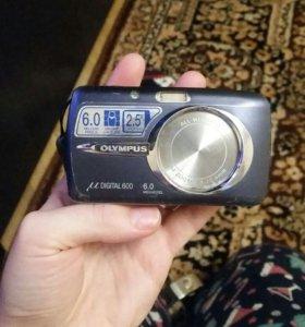 Цифровой фотоаппарат Olympus digital 600