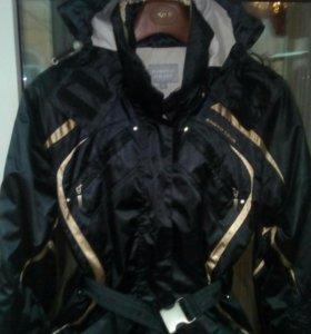 Куртка  Мембранная непромыкаемая стразы