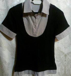 Блузка - обманка