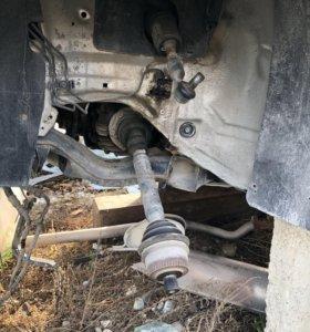 Привода перед Passat B5 Audi
