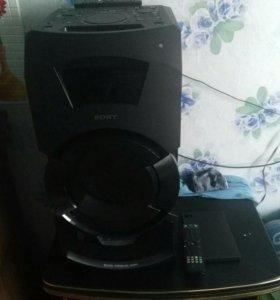 Аудио система soni HCD-GT3D