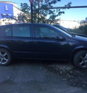 Opel astra 2007г 160000 пробег