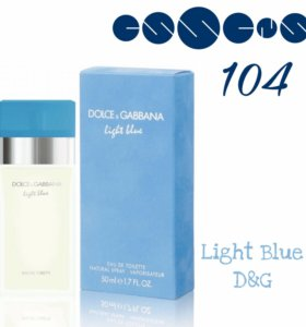 Light Blue D&G 50 мл