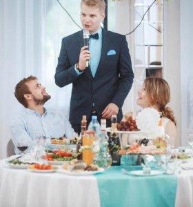 Ведущий праздников, тамада на свадьбу