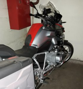 Мотоцикл BMW RG1200 (гусь)