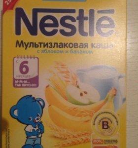 Детская каша Nestle