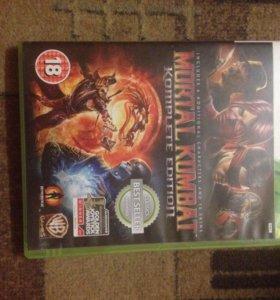 Mortal combat Xbox 360