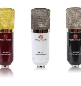 Arthur Forty AF-327 микрофон конденсаторный