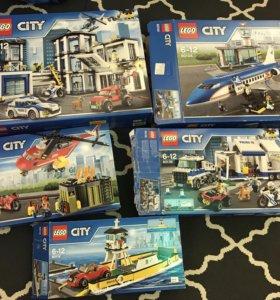 Лего много наборов
