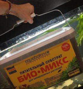 Питательный субстрат для аквариумных растений3,7кг