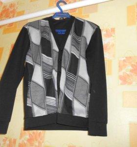 свитер и рубашка cчитай новые