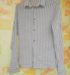 рубашка щитай новая и свитер