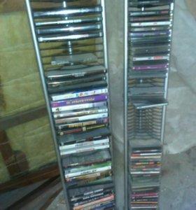 Полки под диски