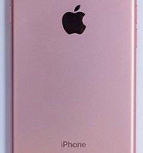 Айфон 7, розовое золото 32