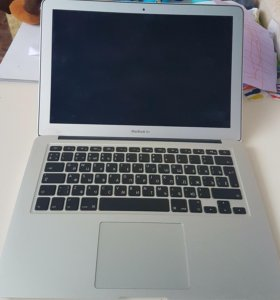 MacBook Air 13 mid 2011 неисправен