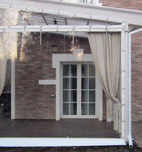 окна для беседки, террасы