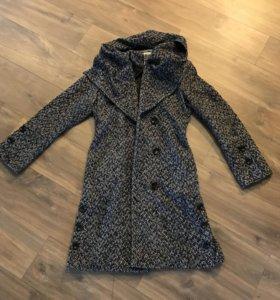 Стильное и удобное пальто
