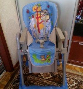 Продаю стульчик для кормления Happy Baby.