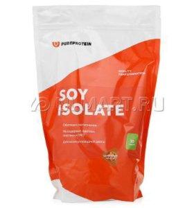 Протеин PureProtein Soy (Шоколадное печенье) 900 г