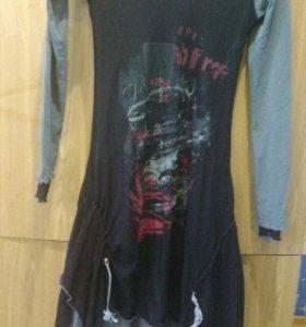 Платье нарядное 44-46 р-р