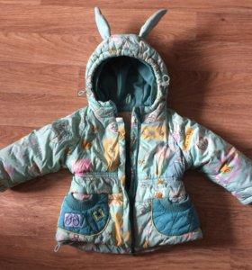 Комбинезон и куртка до 2х лет
