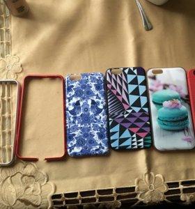 Чехлы и бампера для IPhone 6