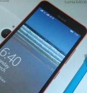 Телефон Microsoft Lumia 640XL Dual SIM