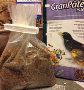 Корм для насекомоядных птиц Podovan