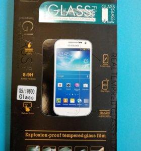 Защитное стекло для samsung s5
