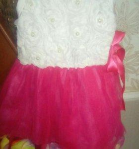 Платье для девочки!!