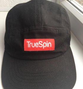 Кепка пятипанелька TrueSpin оригинал