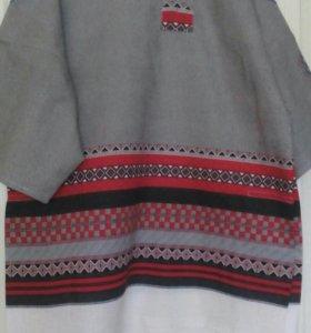 Рубаха славянская мужская