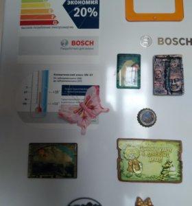 Холодильник Bosch двухкамерный класс А+