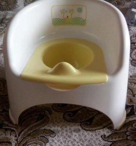 Горшок-стульчик Mothercare