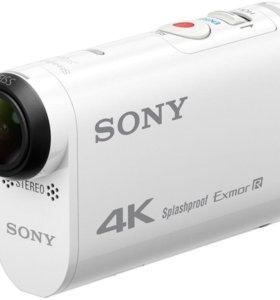 Экшн камера Sony FDR-X1000V 4К