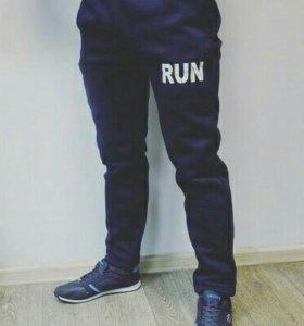 Новое утепленное трико RUN