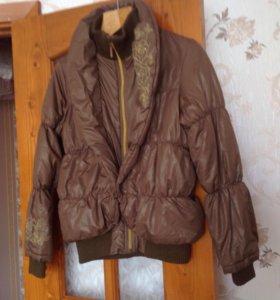 Куртка на девочку 12-13лет