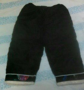Костюм зимний,куртка штаны( весёленький)