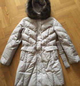 Пальто-пуховик р.44-46