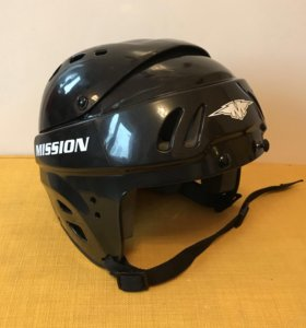 Шлем хоккейный HT MISSION р. 51-55см