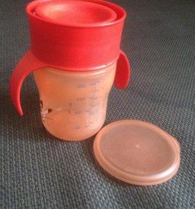 Поильник-чашка, 260 мл. AVENT