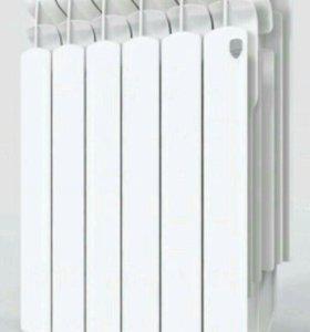 Радиаторы Royal Thermo INDIGO алюм