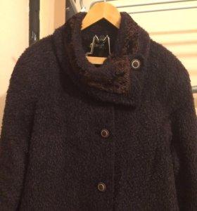 Пальто утеплённое до -15