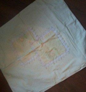 легкое детское одеяльце