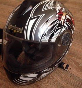 Шлем Tanked