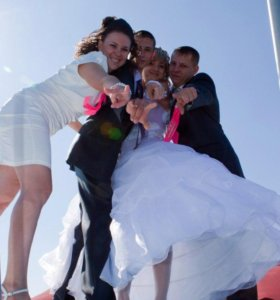Фото- и видеосъемка свадеб