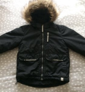 Зимняя куртка H&M р-р110