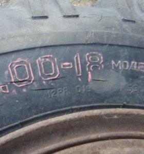 Колеса в сборе Газ-63