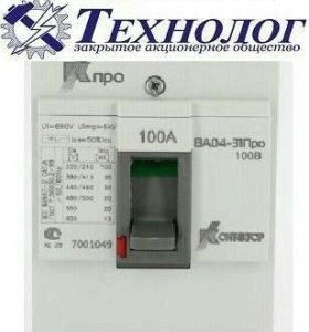 Автоматически выключатель ВА88, ВА04